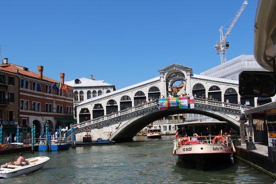 Laguna di Venezia: Rialto-Brücke