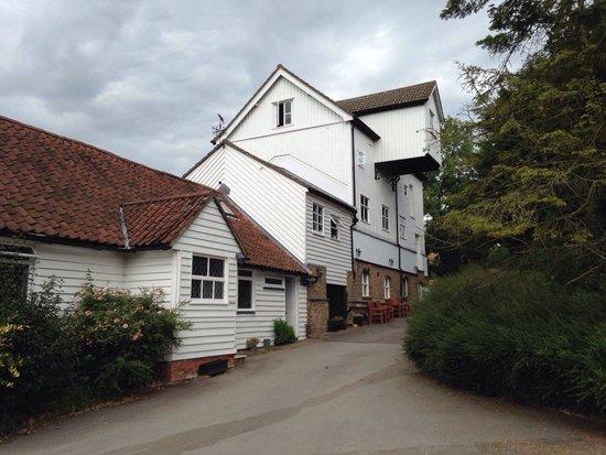 Little Hallingbury Mill: Corpo centrale