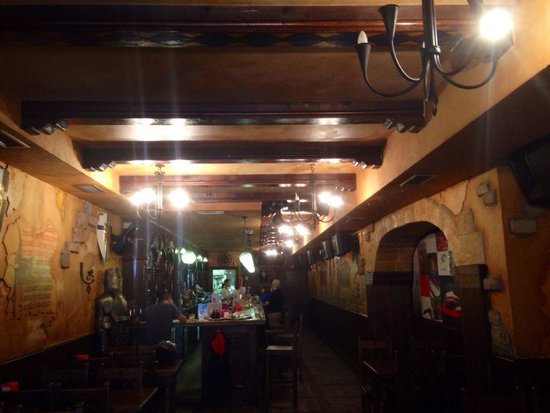 Bar Manolo : Interior del local