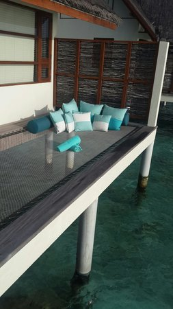 Four Seasons Resort Maldives at Landaa Giraavaru: Water villa
