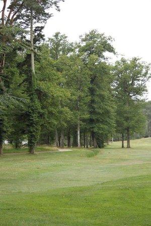 Domaine et golf du Roncemay : Parc golf