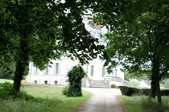 Domaine et golf du Roncemay : Batisse