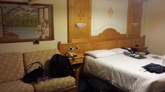 Hotel Astoria: Camera doppia
