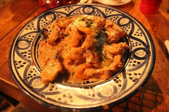 L'Auberge Restaurant: Another Chicken Stew