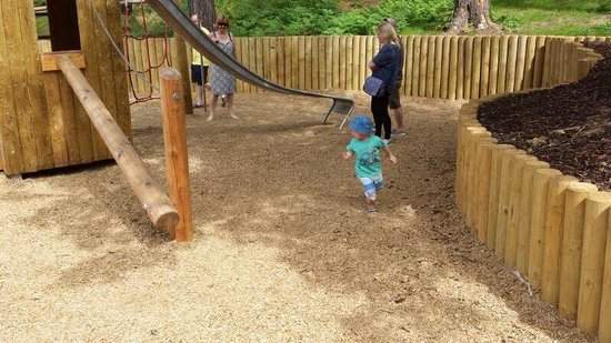 Center Parcs Woburn Forest: Nice play area