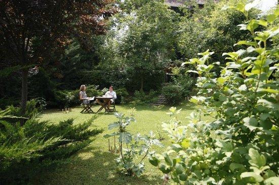Jagello Business Hotel: Kert / Garden