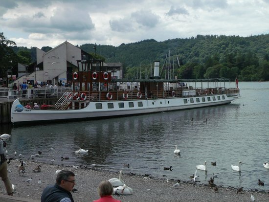 Bowness-on-Windermere, UK: Lakeside Cruise