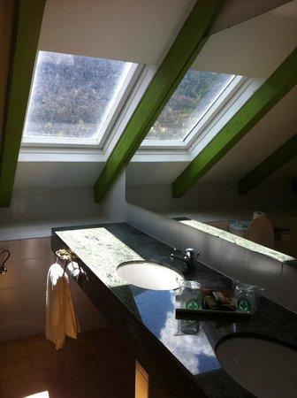 Hotel de l'Isard : Ванная комната
