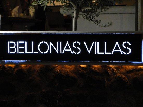 Bellonias Villas: Bellonias