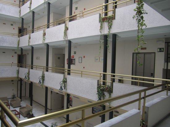 Hotel San Pablo Sevilla: Zonas comunes
