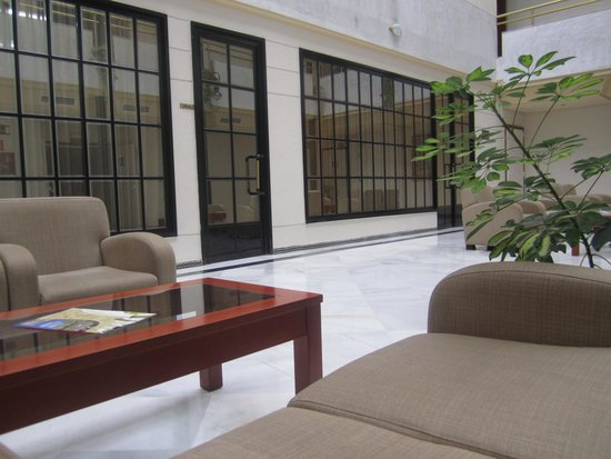 Hotel San Pablo Sevilla: Hall 2