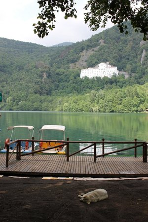 Borgo Villa Maria: dintorni