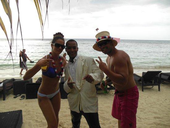 Secrets Wild Orchid Montego Bay: Leo!