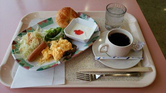 Osaka Air Terminal Hotel: 朝食