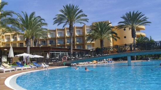 SBH Costa Calma Beach Resort : basen