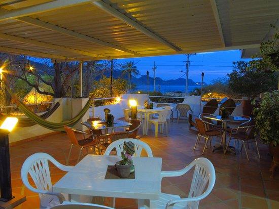 Hotel Casa D'mer Taganga : Terraza principal