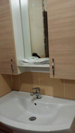 Kecik: The washroom