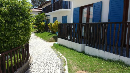 D Beach Resort: Quartos do hotel