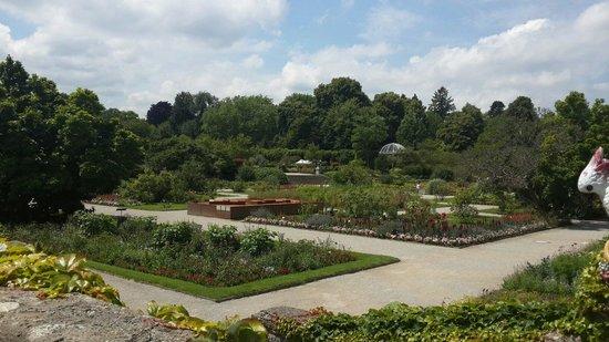 Botanischer Garten Muenchen-Nymphenburg: Overview