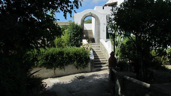 Stanze del Park Hotel Terme Mediterraneo