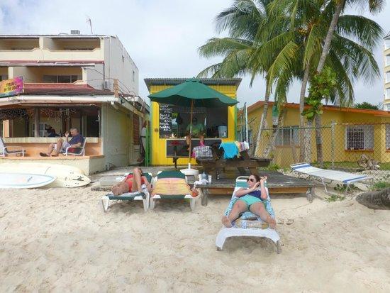 Barry's Surf Barbados Surf School : Surf School!