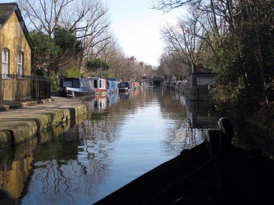 Camden Locks Canalside: リトルヴェニスから