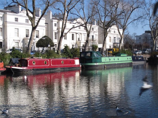Camden Locks Canalside: リトルヴェニス