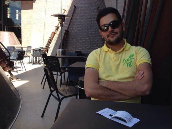 Haft Kahn Restaurant Complex: 7khan