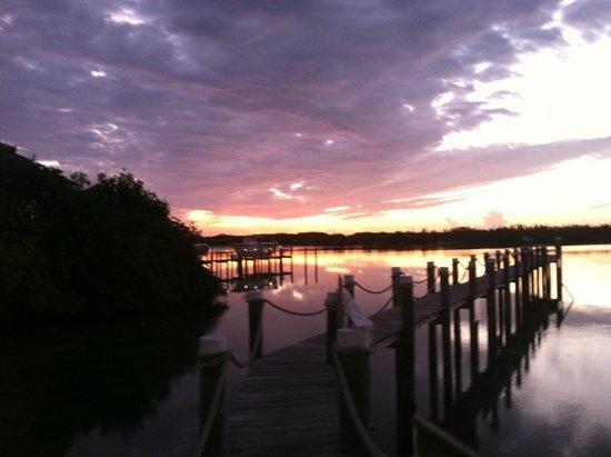 Jupiter Waterfront Inn: Sunrise