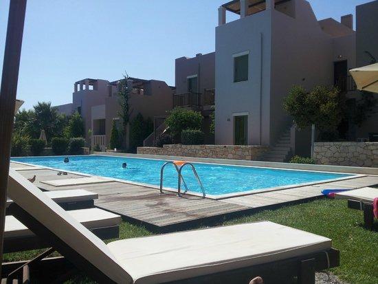 Plakias Resort: pool