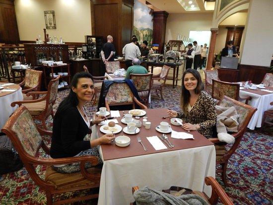 Crowne Plaza Santiago: Café da Manhã