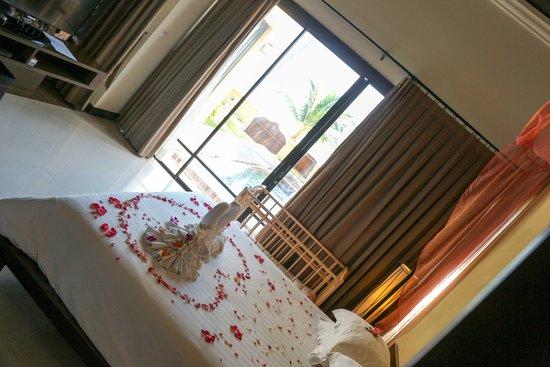 The Passage Samui Villas & Resort : Our bedroom