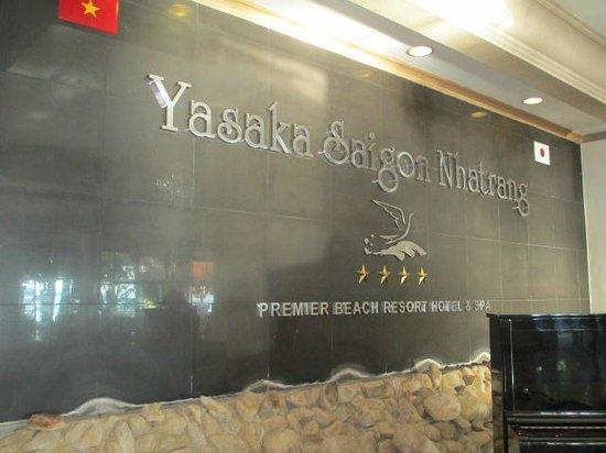 Yasaka Saigon Nha Trang Hotel: Hotel lobby