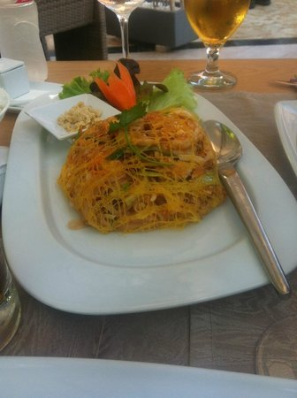 Thai Botanico: looked better than it tasted