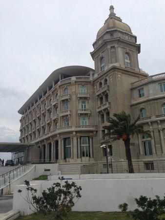 Sofitel Montevideo Casino Carrasco & Spa: Hotel de dia