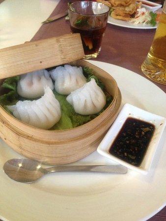 Shanghai Chic : Gorgeous dumplings