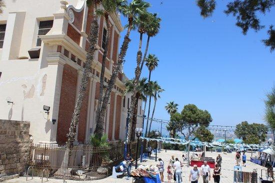 Jaffa Old City : Chiesetta