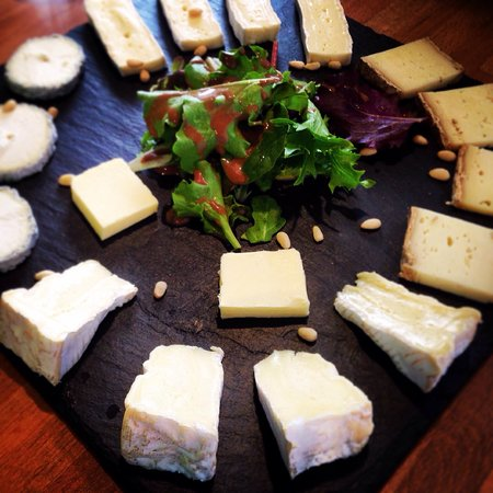 The Duke: assiette de fromage