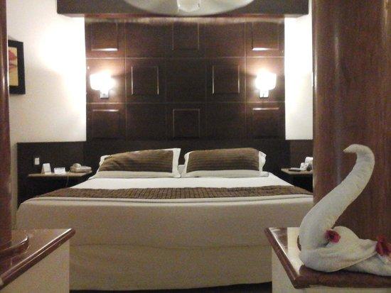 Bavaro Princess All Suites Resort, Spa & Casino: impressie kamer Villa Platinum
