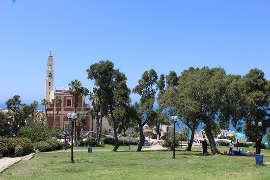 Jaffa Old City : La Piazzetta