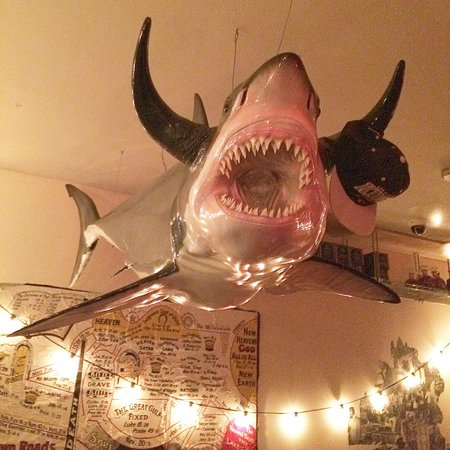 Grand Electric: shark