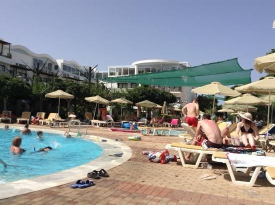 Arminda Hotel and SPA : pool area