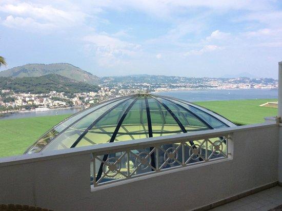 Il Gabbiano Hotel: view from my balcony