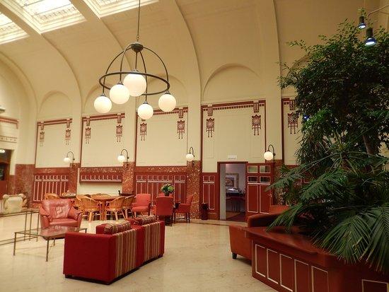Rho Hotel: hotel rho - lobby 2