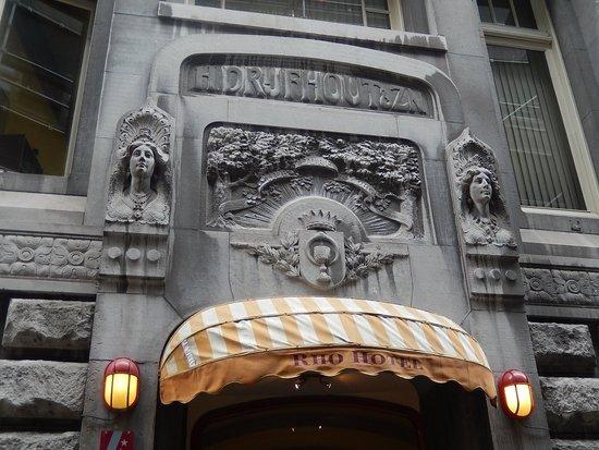 Rho Hotel: hotel rho - fregio entrata
