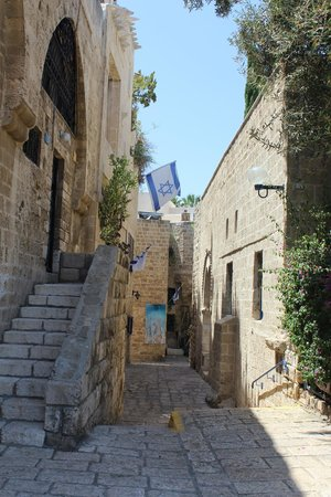 Jaffa Old City : Flag