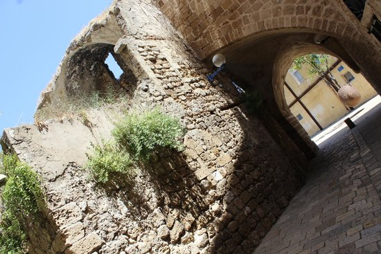 Jaffa Old City : Scorcio