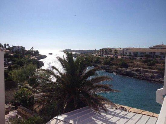 Cala Bona & Mar Blava Hotels: Preciosa vista