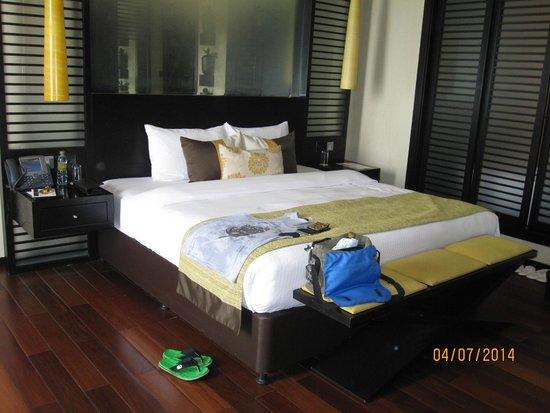 Rixos The Palm Dubai : Very comfortable bed