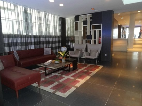 Hotel Eurostars Plaza Mayor : lobby